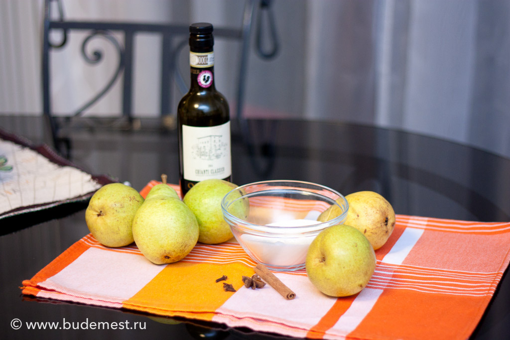 Рецепт домашнего вино и ликера